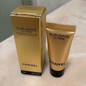 Chanel skin regeneration
